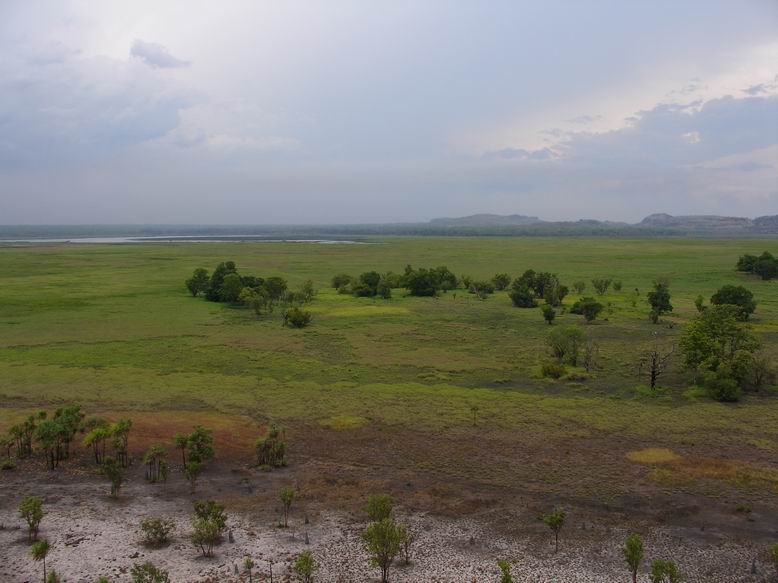 Before the storm at Kakadu Northern Teritory Australia