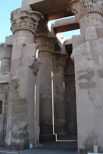 The Temple of Kom-Ombo