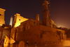 Night Luxor temple